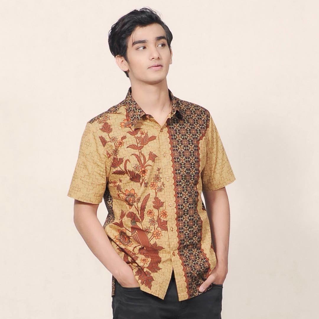 Batik Keris Online Kemeja Tangan Pendek Motif Premium 20 Previous