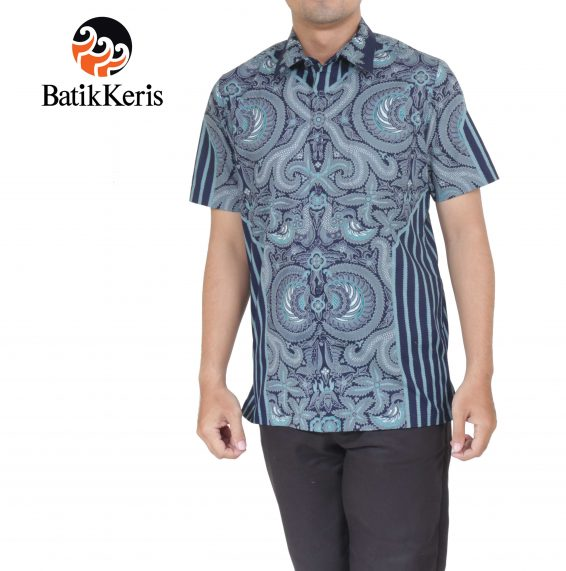 slimfit batik keris motif babon angrem