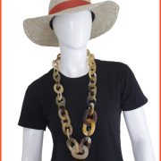 kalung tanduk pw06 batik keris