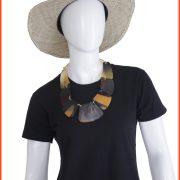 kalung tanduk pw14 batik keris