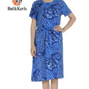 dress abra kartika batik keris
