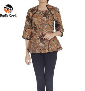 blouse bhinneka batik keris