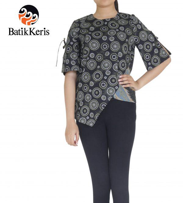 blouse suryo suminar batik keris