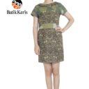 Dress Teenagers Basa Basi Lereng Doreng