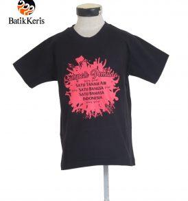 t-shirt anak sumpah pemuda
