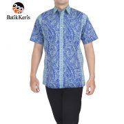 hem santai motif ukel samodro batik keris
