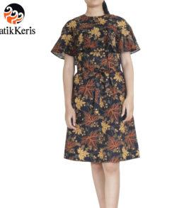 dress batik keris motif ron kinasih