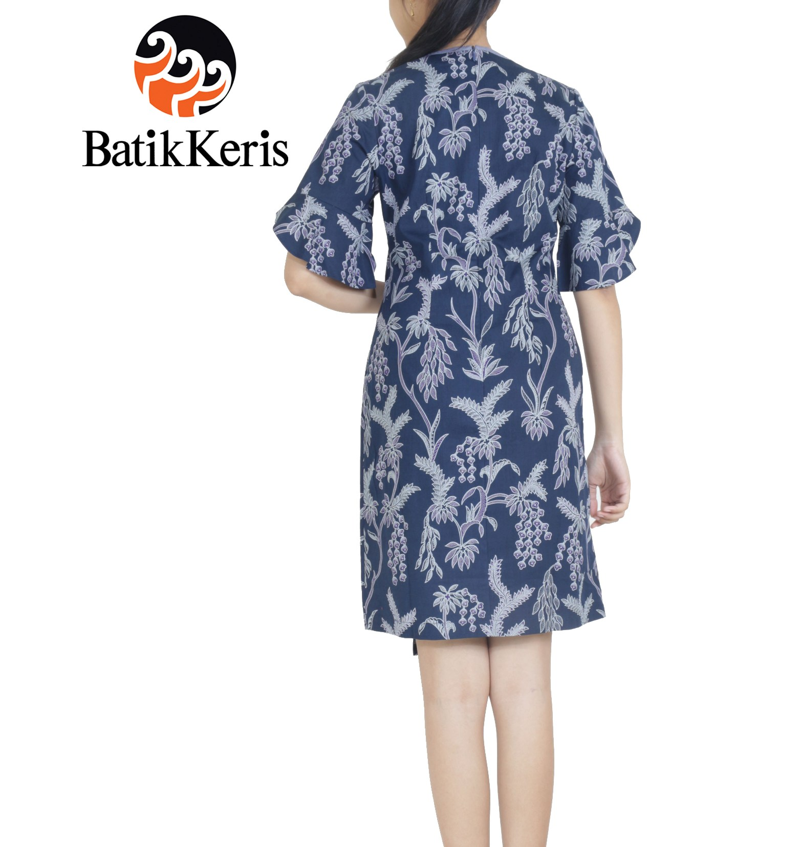 Batik Keris Online » SACKDRESS BATIK MOTIF PUSPO SUMULUR df999ea43e