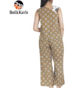 blouse celana motif cahyo kartiko kombinasi wahyu pangestu
