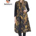 outer batik keris motif peksi kencono kombinasi truntum pasoepati