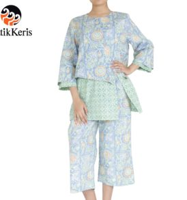 sackdress ron lompong batik keris