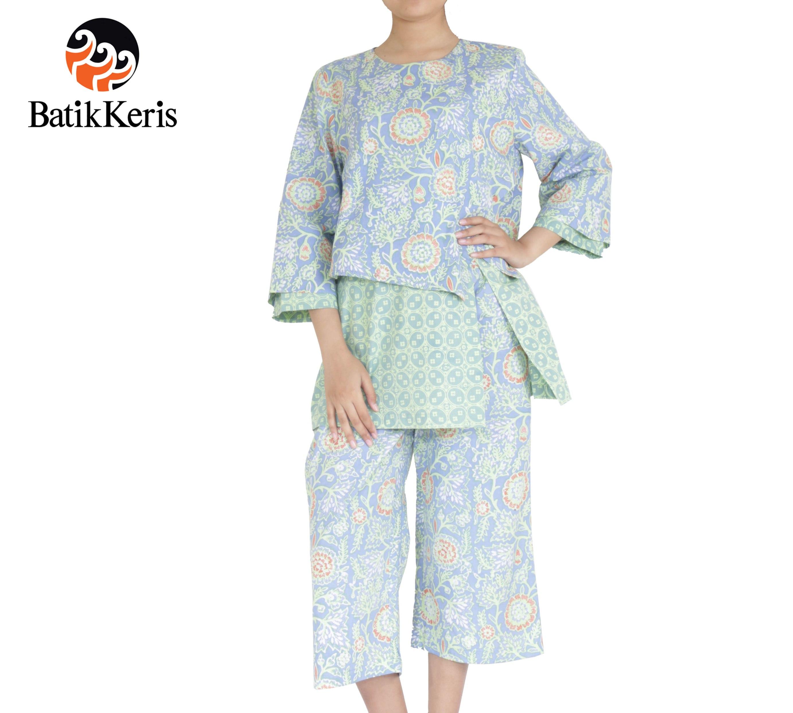 sackdress ron lompong batik keris