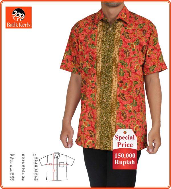 hem special price batik keris lung kusumo arum