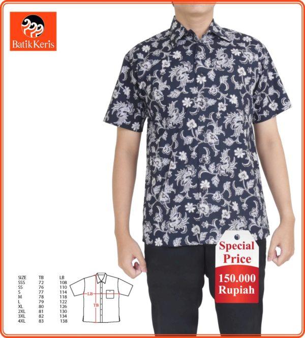 hem special price batik keris motif peksi ngibing