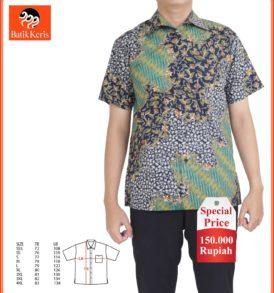 hem special price batik keris pamor pesaja
