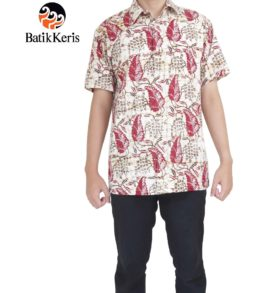 hem batik keris motif ron sinebar bledak