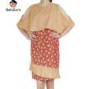 sackdress batik keris motif cipto asih kombinasi gedekan