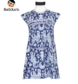 rok terusan anak batik keris motif sawunggaling kombinasi satata