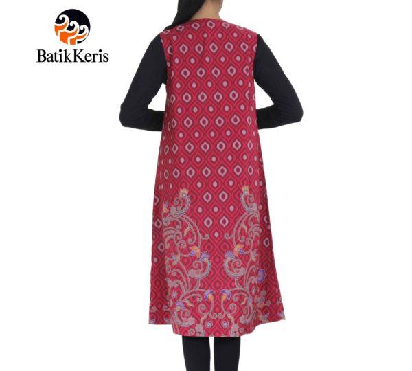 outer batik motif lung sumulur