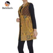 outer batik motif peksi buwono kombinasi inggit ringgit