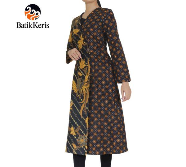 outer batik motif peksi kencono kombinasi truntum
