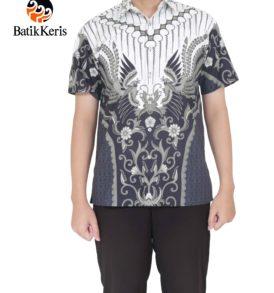 hem santai batik keris motif priyagung