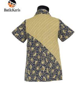 blouse anak motif cipto asih kombinasi gedekan