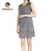 sackdress batik keris motif ron kombinasi doreng