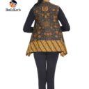 outer batik motif adi suryo kombinasi parang suji