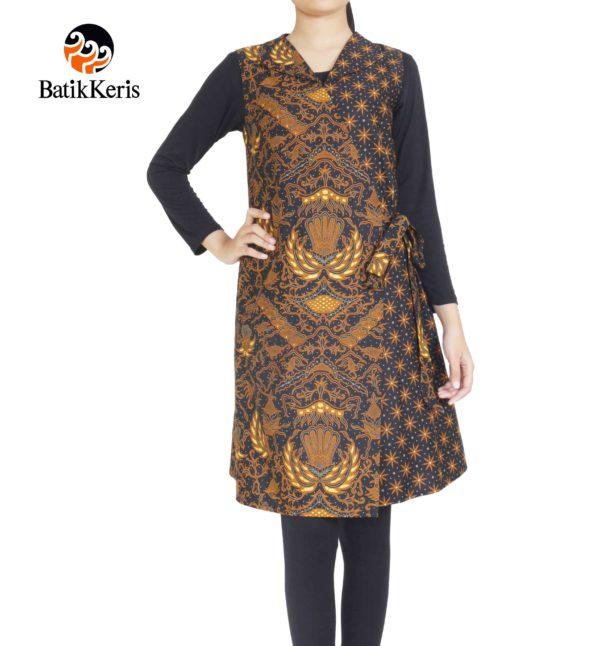 outer batik motif cipto condro kirono kombinasitruntum
