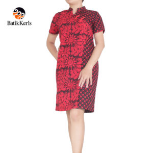 sackdress batik keris motif oyot tresno kombinasi