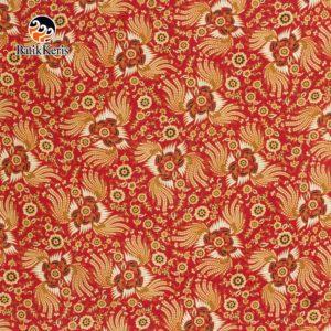 bahan batik keris motif kukilo selaras imlek 2018