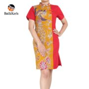 sackdress batik keris motif burung hong