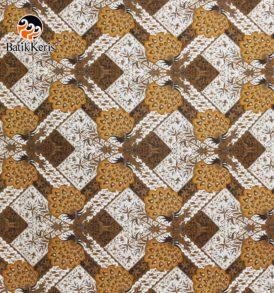 kain panjang batik keris motif merak kademan