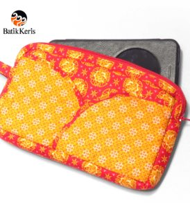 Dompet android single motif wangi bunga