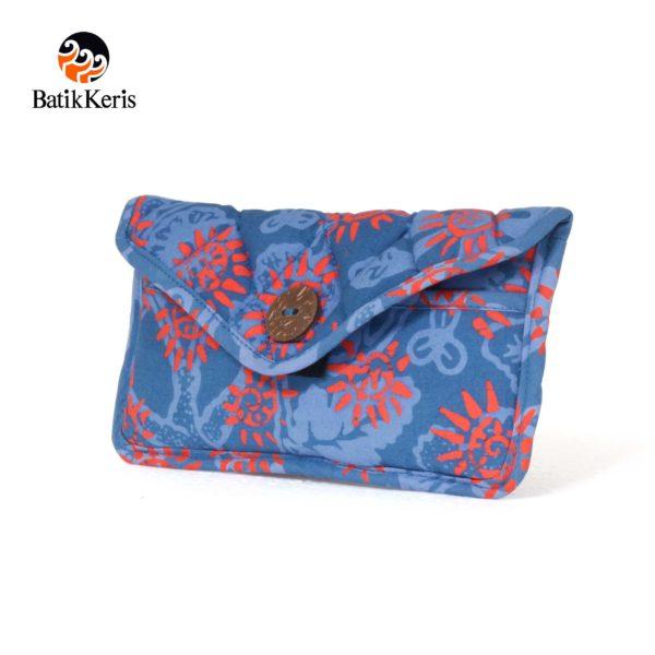 dompet batik lipat