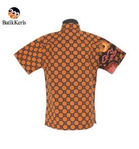 hem anak batik keris motif suminar kombinasi naga wijaya
