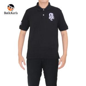 polo shirt motif naga imlek