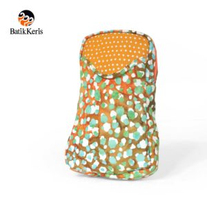 pouch android polkadot