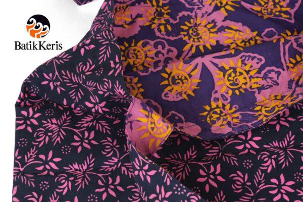 reversible totte batik