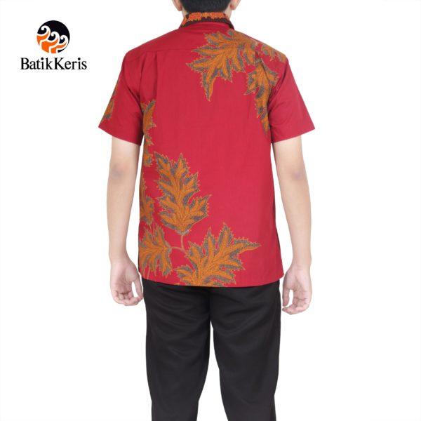kemeja santai batik keris motif loh jinawi harga batik keris