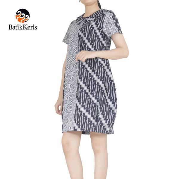 sackdress batik keris motif parang kombinasi truntum