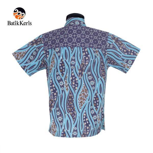 hem anak batik motif semulur katon kombinasi ceplik suminar