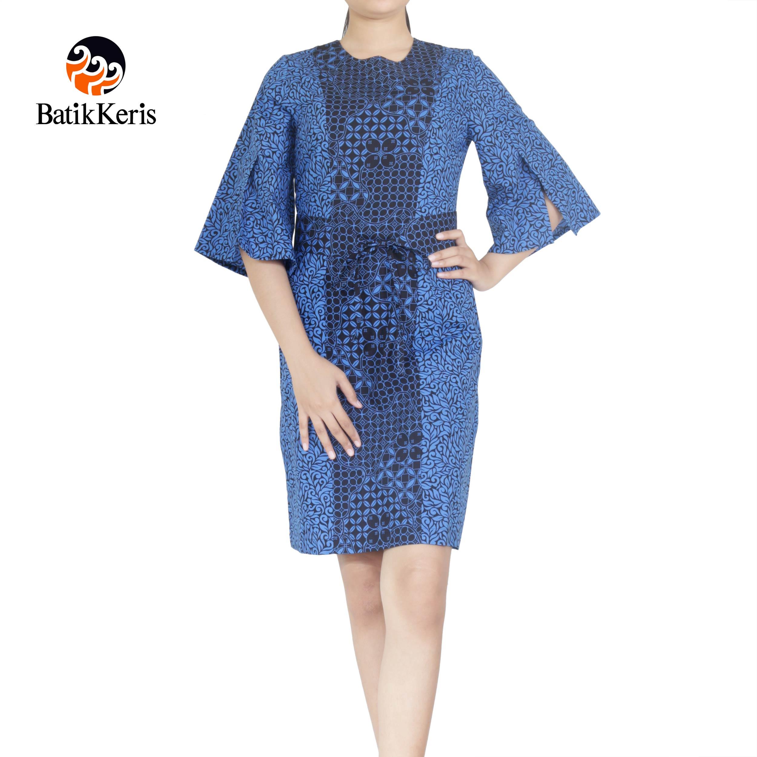 Batik Keris Online » SACKDRESS BATIK MOTIF KAWUNG WIWARNO KOMBINASI ... 8ce96e5225