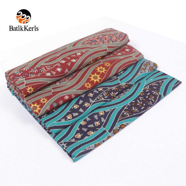 bahan batik keris motif sumulur katon