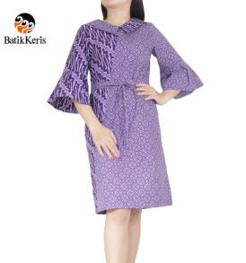 sackdress batik keris motif parang niti cendono komb truntum pepet