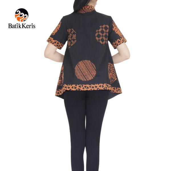 outer batik keris motif sekar bawono
