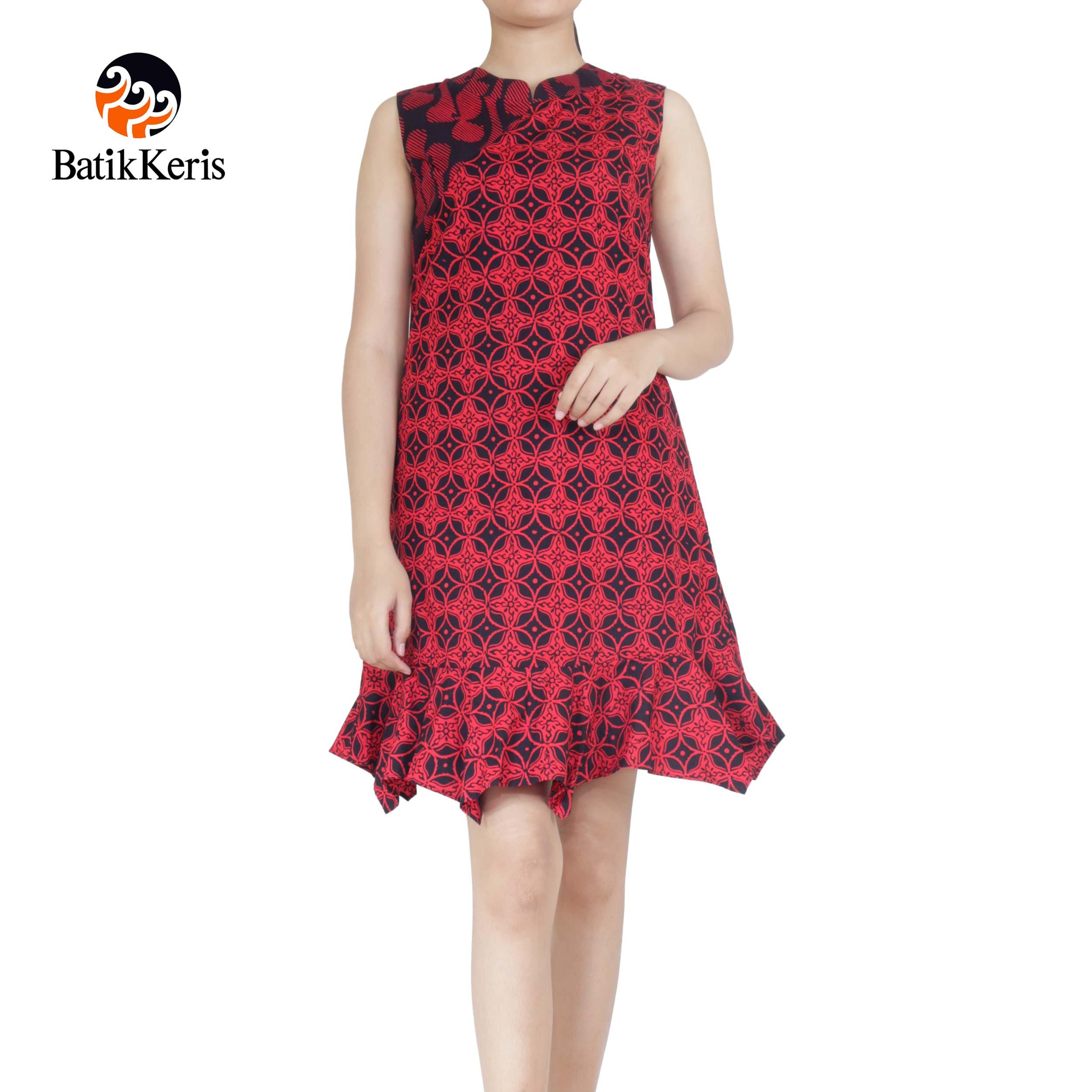 Batik Keris Online » SACKDRESS MOTIF KAWUNG KOMBINASI PARANG 4eaf318568