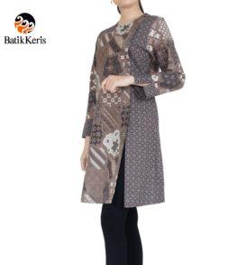 blouse panjang motif kar aji gumelar komb truntum gumelar