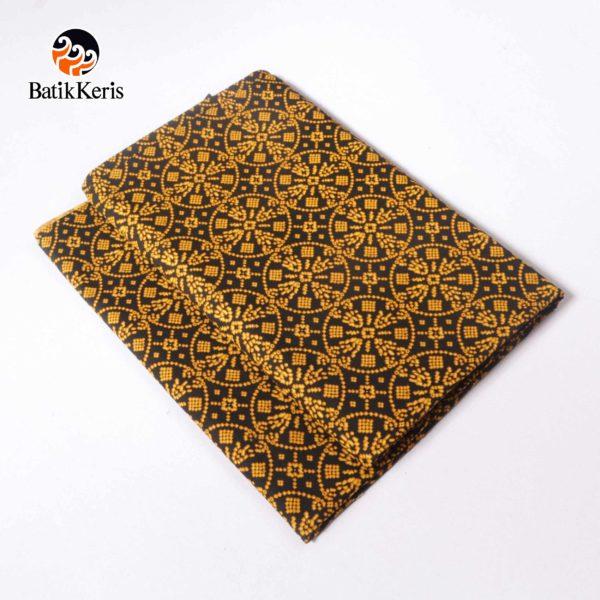 bahan batik motif madu sarumpun